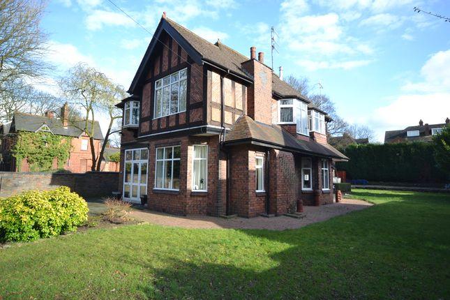 Thumbnail Detached house for sale in Park Avenue, Wolstanton, Newcastle-Under-Lyme