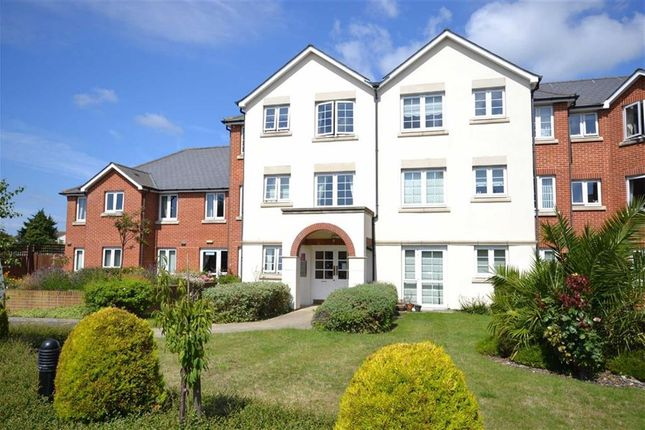 Thumbnail Flat for sale in Highfield Court, Penfold Road, Worthing, West Sussex