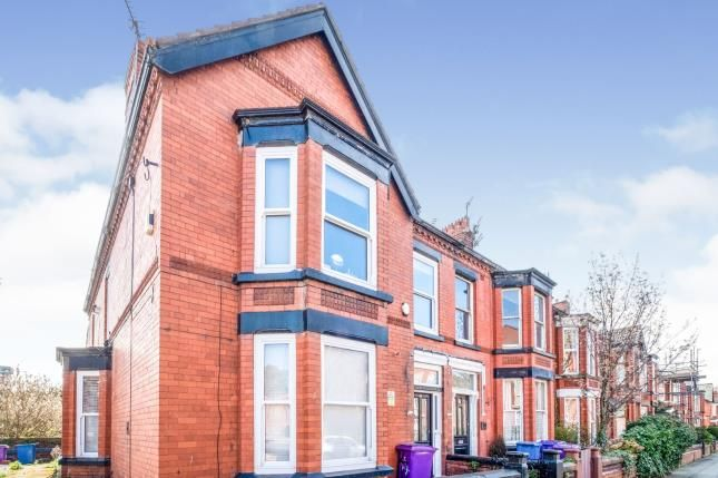 Thumbnail End terrace house for sale in Arundel Avenue, Sefton Park, Liverpool, Merseyside