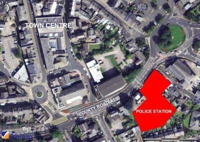 Thumbnail Land for sale in Ulverston, Neville Street, Police Station, Ulverston