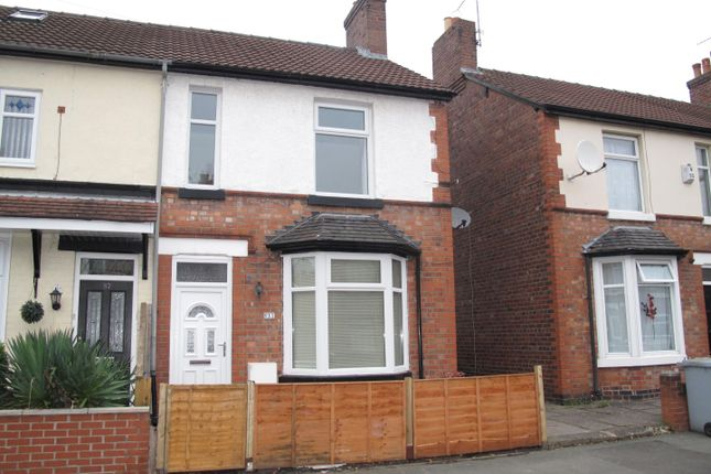 Thumbnail Semi-detached house to rent in Bedford, Crewe