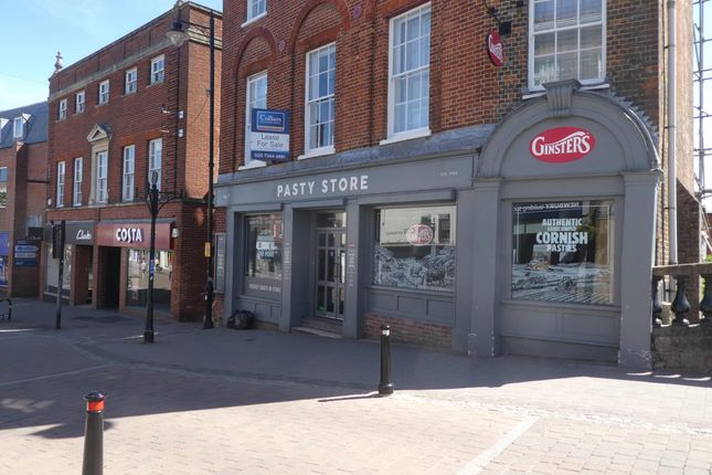 Thumbnail Restaurant/cafe to let in Northbrook Street, Newbury