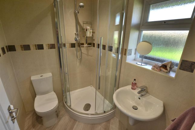Shower Room of Cotes Road, Barrow Upon Soar, Leicestershire LE12