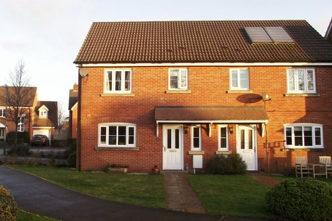 Semi-detached house to rent in Witchcombe Close, Great Cheverell, Devizes