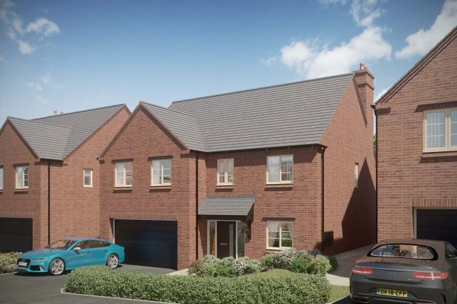 5 bed detached house for sale in Main Road, Hulland Ward, Ashbourne DE6