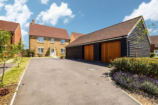Thumbnail Detached house for sale in Thomas James Close, Elstow, Bedford