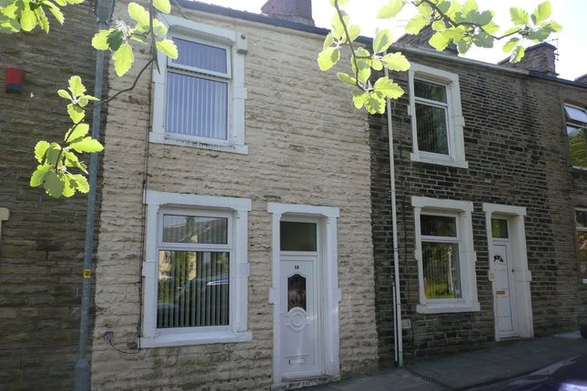 Thumbnail Terraced house to rent in Parish Street, Padiham, Lancs