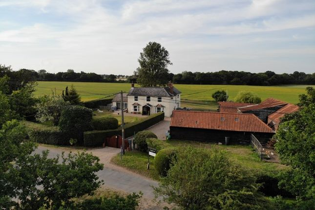 Thumbnail Detached house for sale in Lodge Lane, Tendring, Clacton-On-Sea