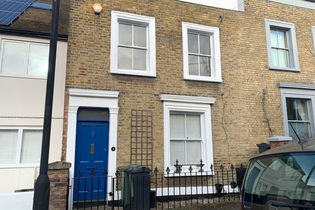Thumbnail Terraced house to rent in Birkbeck Hill, West Dulwich, London