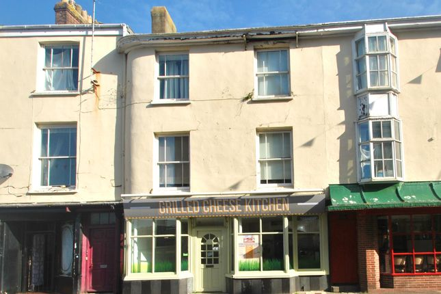 Restaurant/cafe to let in The Strand, Barnstaple