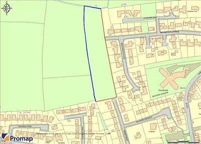 Thumbnail Land for sale in Residential Development Land, Glebeland, Adams Drive, Narberth, Pembrokeshire