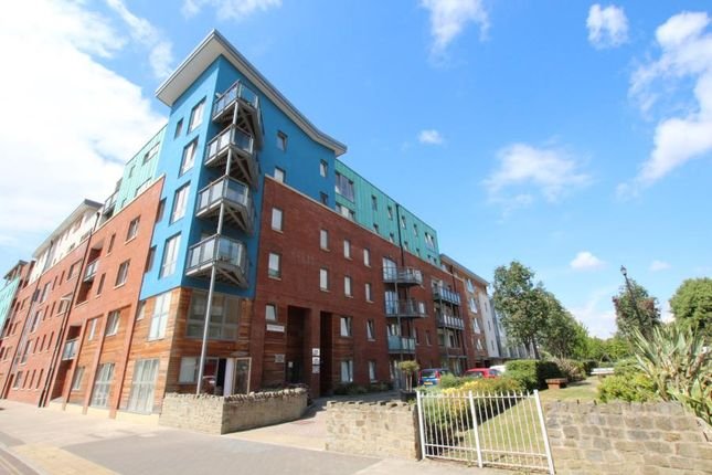 Thumbnail Flat to rent in Sweetman Place, St. Philips, Bristol