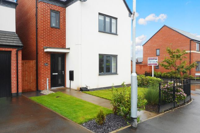Thumbnail Detached house for sale in Columbia Crescent, Oxley, Wolverhampton