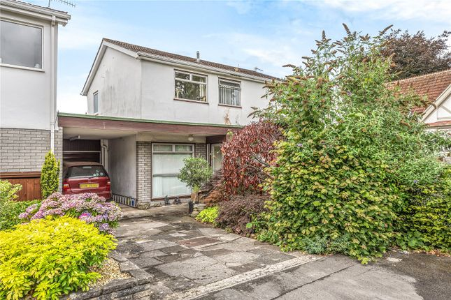 Thumbnail Detached house for sale in West Rocke Avenue, Bristol, Somerset