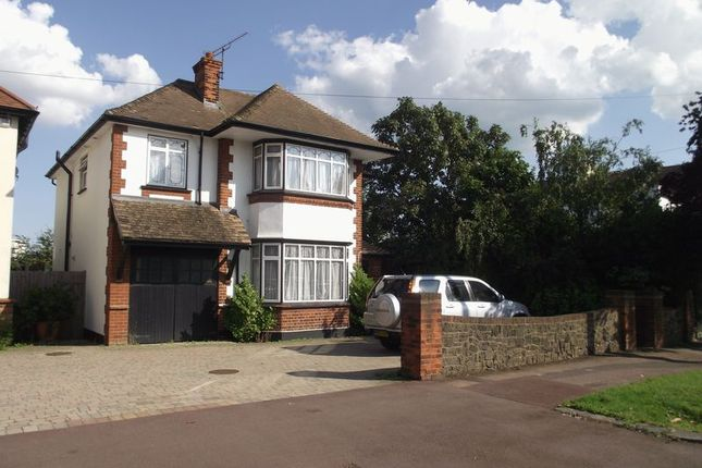 Thumbnail Detached house for sale in Hobleythick Lane, Westcliff-On-Sea