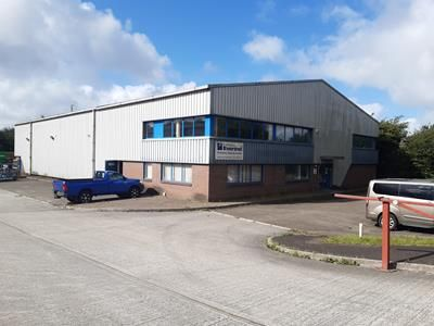 Thumbnail Light industrial to let in Unit 2, Cooksland Industrial Estate, Cooksland Road, Bodmin, Cornwall