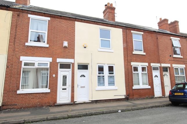 Thumbnail Terraced house to rent in Granville Avenue, Long Eaton, Nottingham