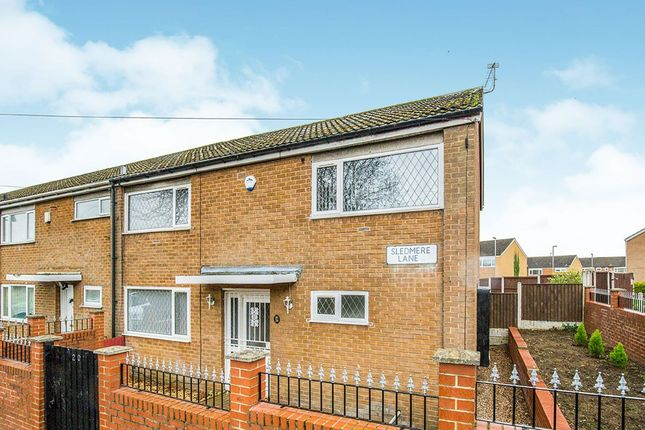 Thumbnail Terraced house to rent in Sledmere Lane, Leeds