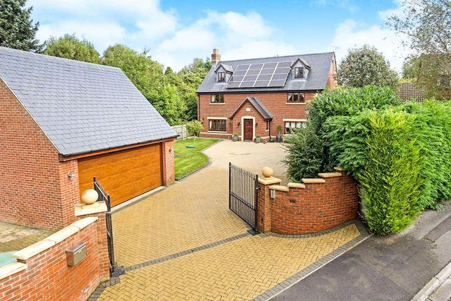 Thumbnail Detached house for sale in Huntenhull Lane, Chapmanslade, Westbury