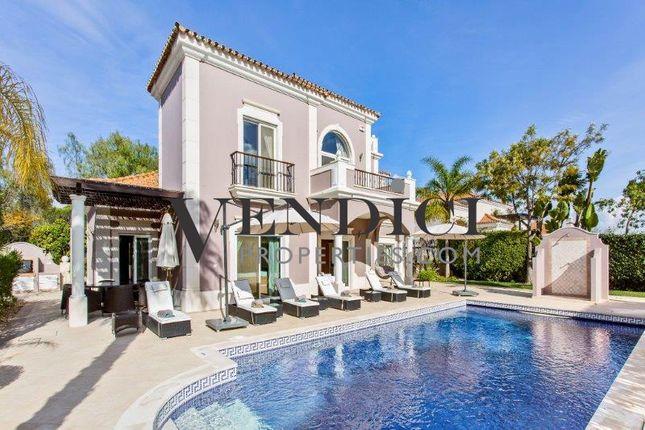 Thumbnail Villa for sale in Quinta Do Mar, Vale Do Lobo, Loulé, Central Algarve, Portugal
