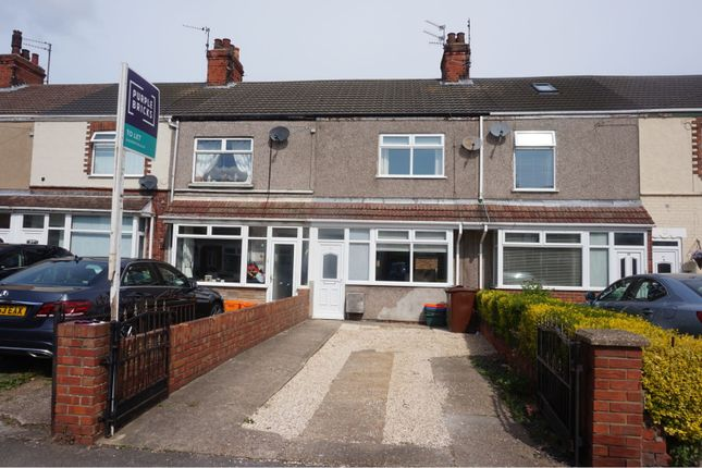 Thumbnail Terraced house to rent in Poplar Road, Cleethorpes
