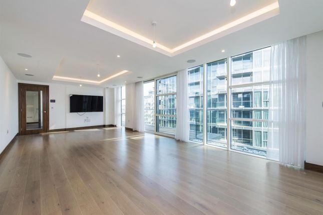 Thumbnail Flat to rent in Quarter House, Juniper Drive, Battersea Reach, London