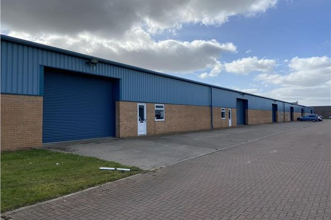 Thumbnail Light industrial to let in Bowes Court, Barrington Industrial Estate, Bedlington, Northumberland