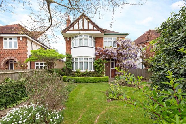 Thumbnail Detached house for sale in Blandford Avenue, Oxford, Oxfordshire