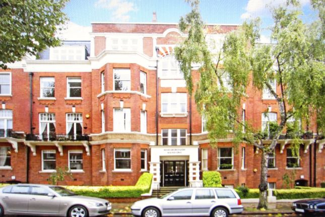 Thumbnail Flat for sale in Marlborough Mansions Cannon Hill, West Hampstead