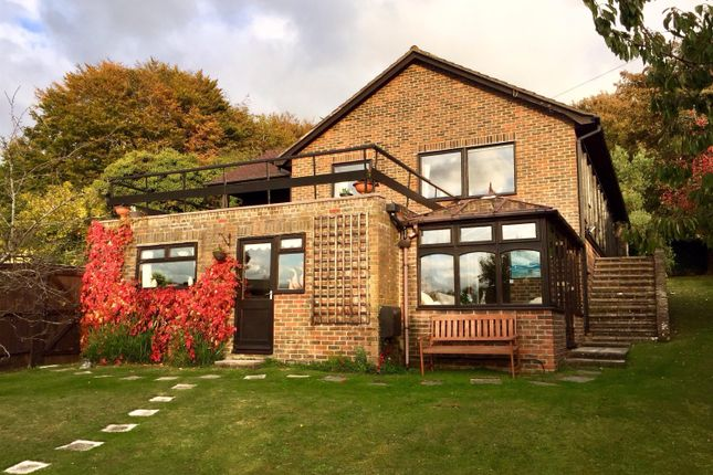 Thumbnail Detached house for sale in The Heights, Worthing, West Sussex