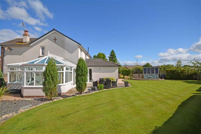 Thumbnail Detached house for sale in Hodgson Gardens, Millom, Cumbria