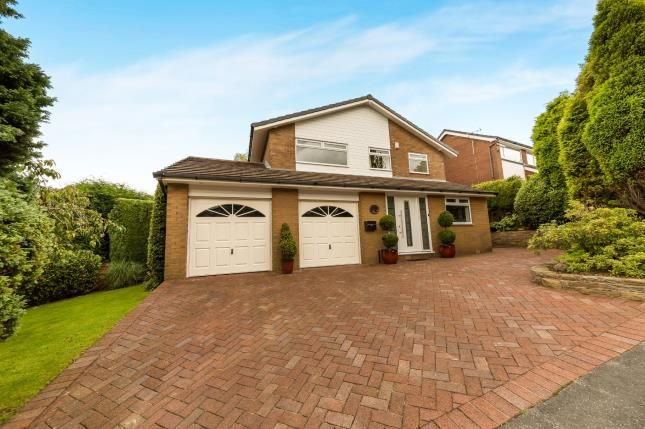 Thumbnail Detached house for sale in Fern Bank Close, Stalybridge, Greater Manchester