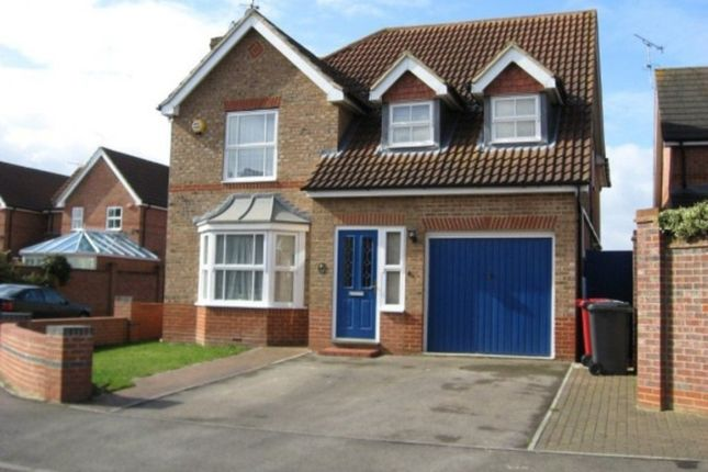 Thumbnail Semi-detached house to rent in Nine Acres, Cippenham, Slough