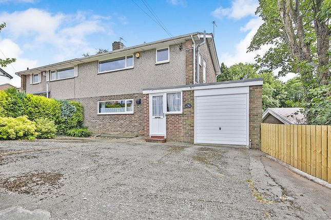 Thumbnail Semi-detached house for sale in Strathmore Road, Rowlands Gill