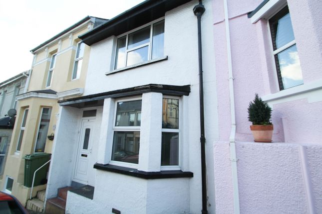 Thumbnail Terraced house for sale in Townshend Avenue, Keyham, Plymouth