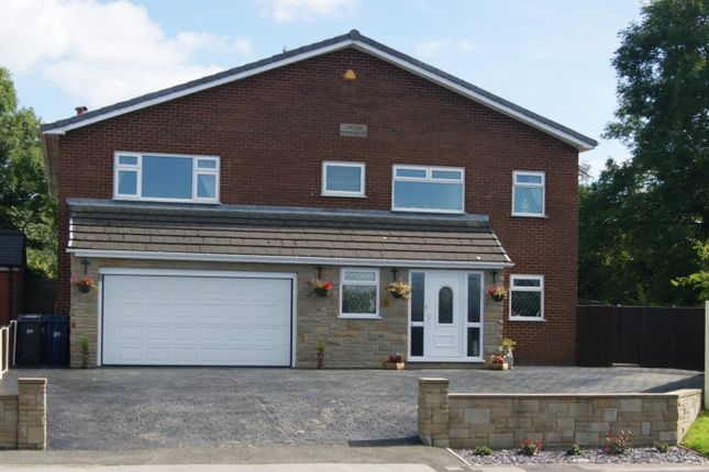 Thumbnail Detached house for sale in Liverpool Old Road, Preston