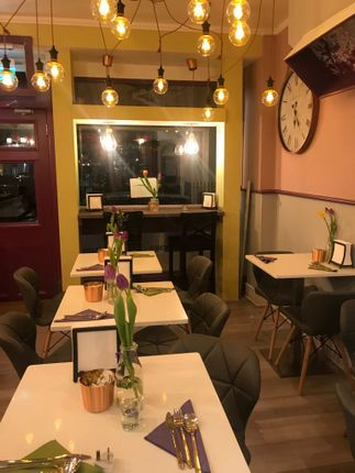Thumbnail Restaurant/cafe for sale in Bouverie Place, London