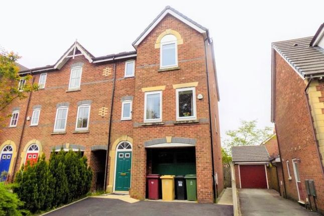 Thumbnail Town house to rent in Butterwick Fields, Horwich