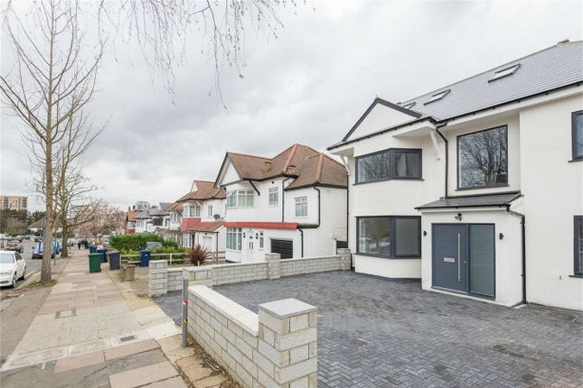 Thumbnail Semi-detached house for sale in Greyhound Hill, Hendon, London