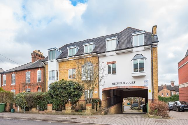 Thumbnail Flat to rent in Lattimore Road, St.Albans