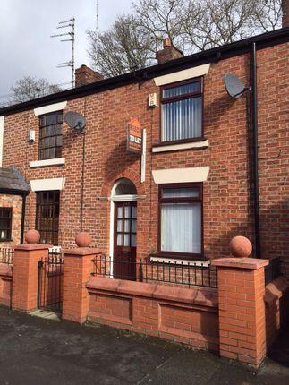 Thumbnail Terraced house to rent in Droylsden Road, Newton Heath, Manchester