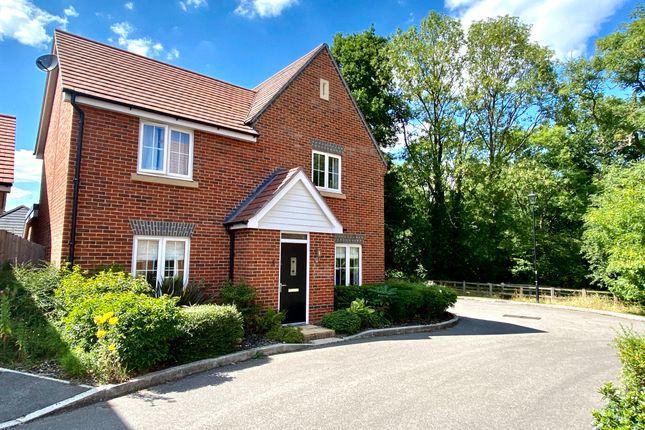 Thumbnail Detached house for sale in St. Savin, Hartley Wintney, Hook