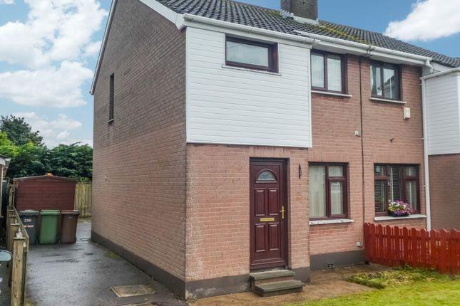 Thumbnail Semi-detached house to rent in Killowen Grange, Lisburn