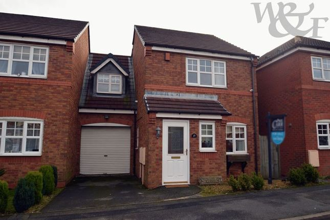 Thumbnail Semi-detached house for sale in Buxton Road, Erdington, Birmingham