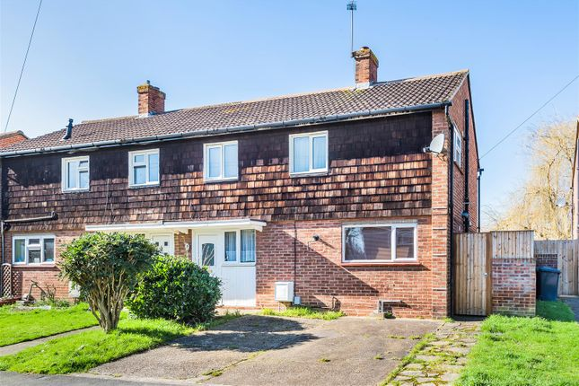 3 bed semi-detached house for sale in Homestall, Guildford GU2