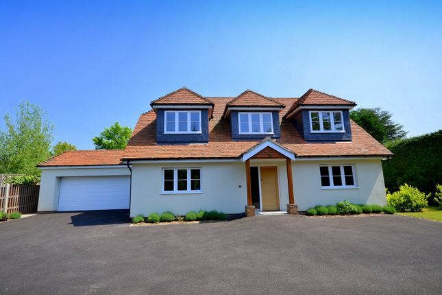 Thumbnail Detached house for sale in The Ridgeway, Cranleigh