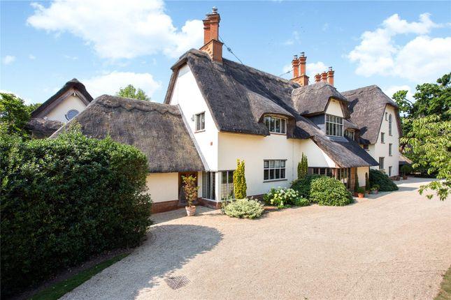 Thumbnail Detached house for sale in Common Lane, Hemingford Abbots, Huntingdon, Cambridgeshire