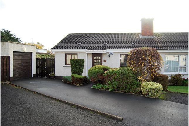 Thumbnail Semi-detached bungalow for sale in Village Walk, Portadown