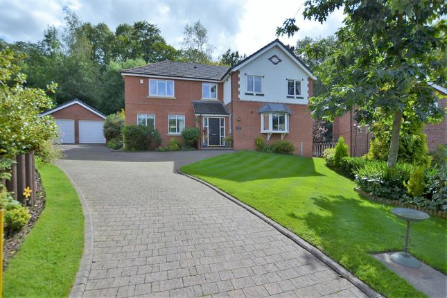 Thumbnail Detached house for sale in Goodwood Rise, Middlewich