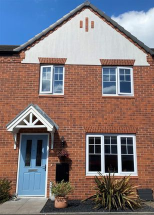 2 bed terraced house for sale in New Meadow Close, Shirley, Solihull B90